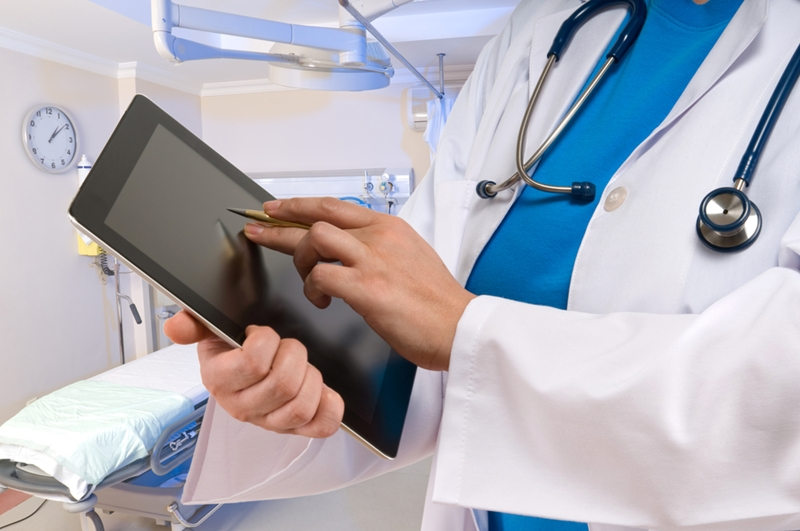 Telehealth allows doctors to perform triage remotely to determine the immediate care the patient needs.